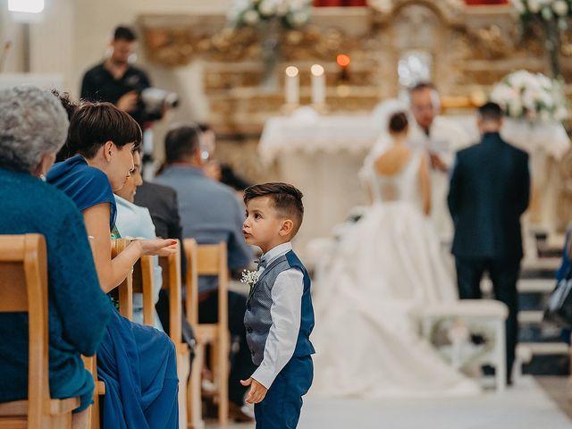 Il matrimonio di Micaela e Nicola a San Donato di Lecce, Lecce 81