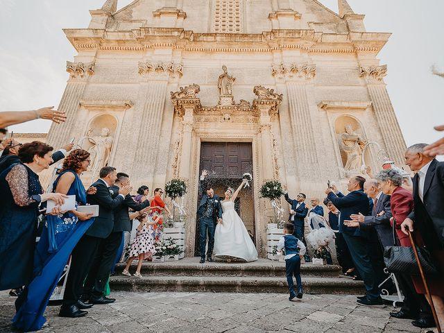 Il matrimonio di Micaela e Nicola a San Donato di Lecce, Lecce 89