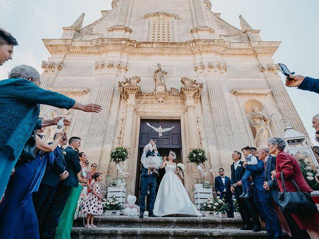 Il matrimonio di Micaela e Nicola a San Donato di Lecce, Lecce 91