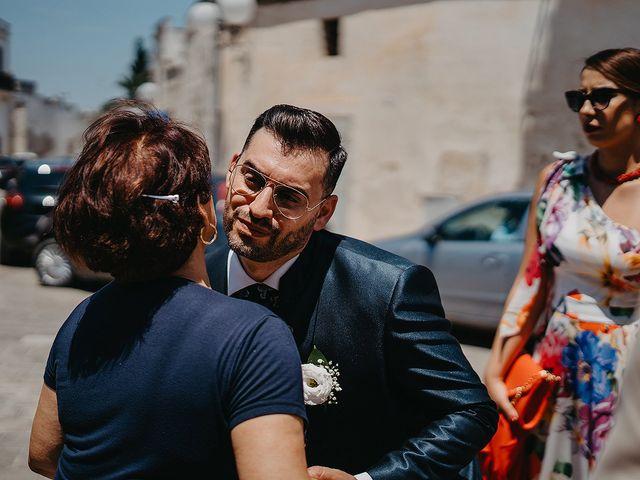 Il matrimonio di Micaela e Nicola a San Donato di Lecce, Lecce 98
