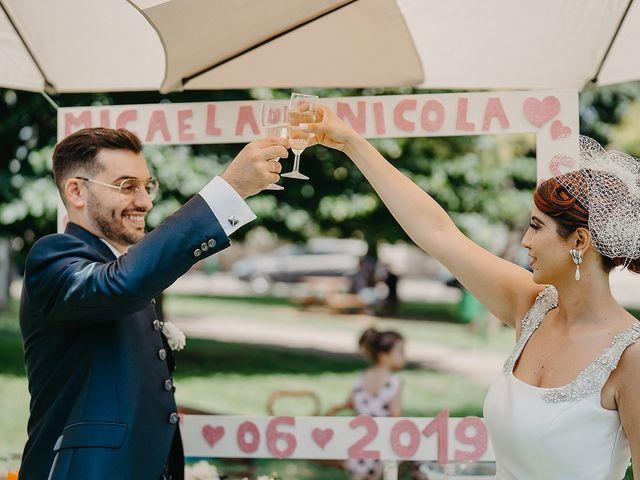 Il matrimonio di Micaela e Nicola a San Donato di Lecce, Lecce 105