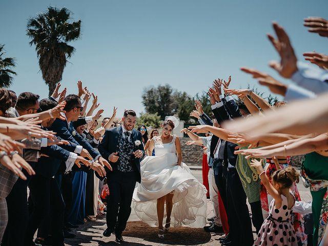 Le nozze di Nicola e Micaela