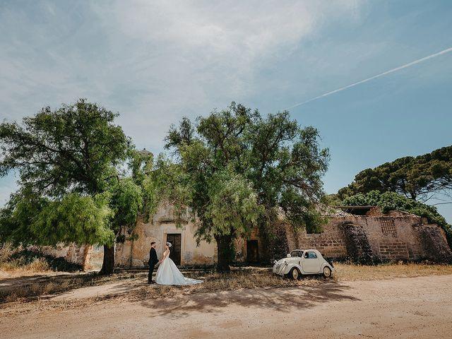 Il matrimonio di Micaela e Nicola a San Donato di Lecce, Lecce 121