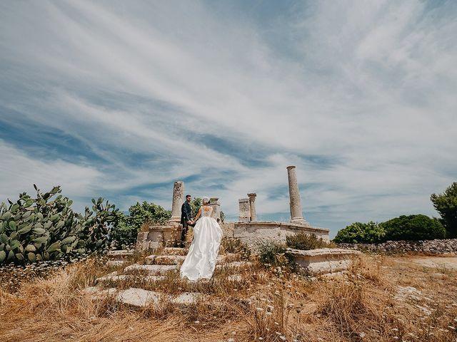 Il matrimonio di Micaela e Nicola a San Donato di Lecce, Lecce 124