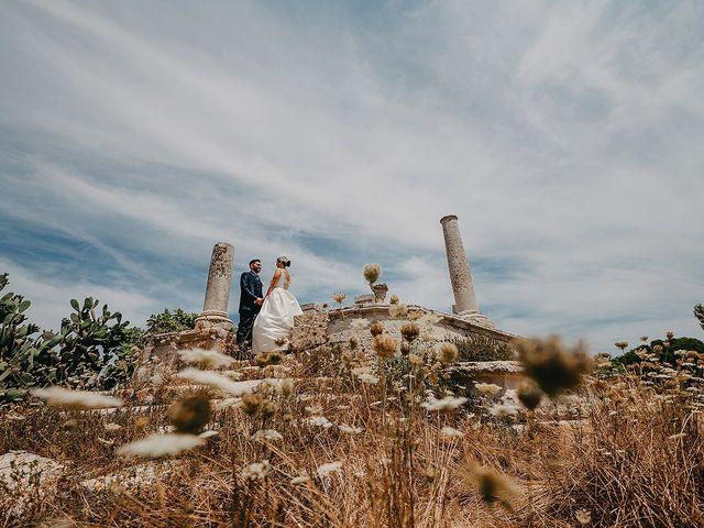 Il matrimonio di Micaela e Nicola a San Donato di Lecce, Lecce 129