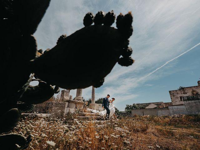 Il matrimonio di Micaela e Nicola a San Donato di Lecce, Lecce 131