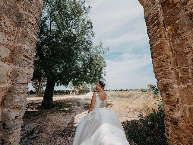 Il matrimonio di Micaela e Nicola a San Donato di Lecce, Lecce 132