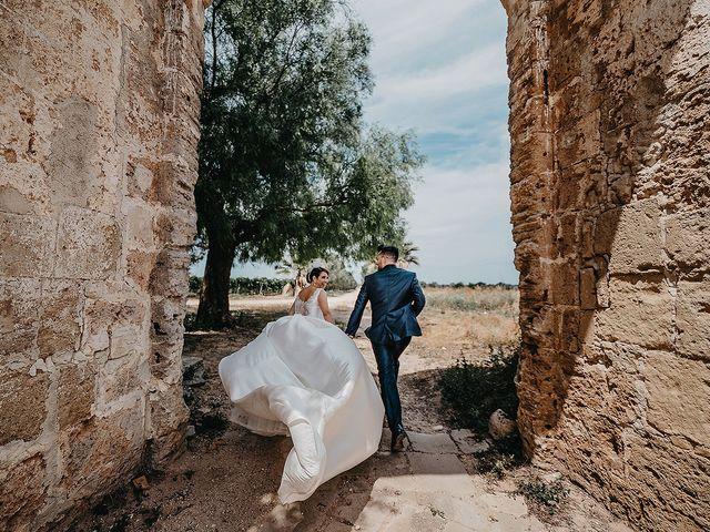 Il matrimonio di Micaela e Nicola a San Donato di Lecce, Lecce 133