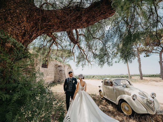 Il matrimonio di Micaela e Nicola a San Donato di Lecce, Lecce 134