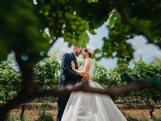 Il matrimonio di Micaela e Nicola a San Donato di Lecce, Lecce 140