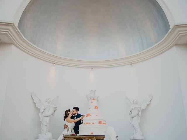 Il matrimonio di Micaela e Nicola a San Donato di Lecce, Lecce 187