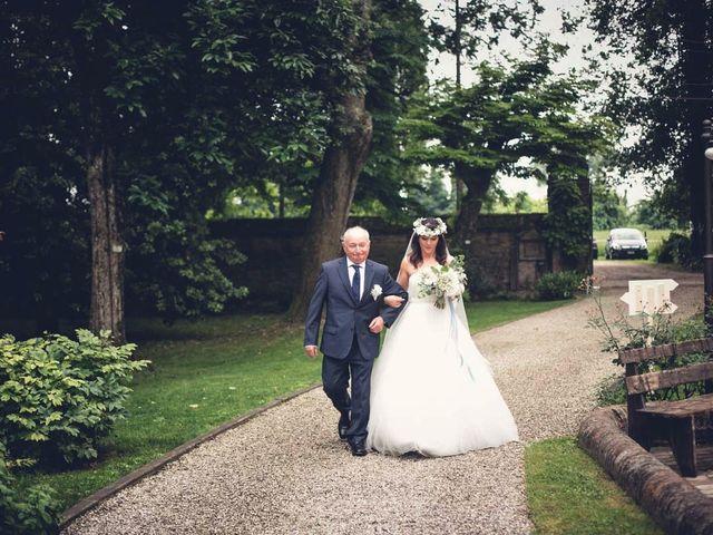 Il matrimonio di Fabio e Silvia a Maserà di Padova, Padova 27