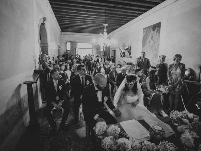 Il matrimonio di Fabio e Silvia a Maserà di Padova, Padova 28