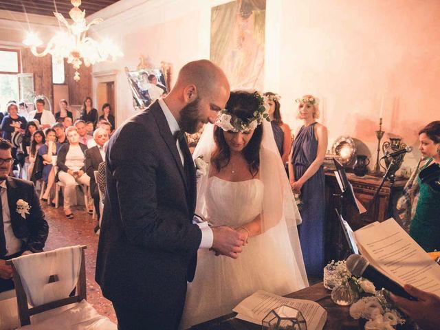 Il matrimonio di Fabio e Silvia a Maserà di Padova, Padova 29