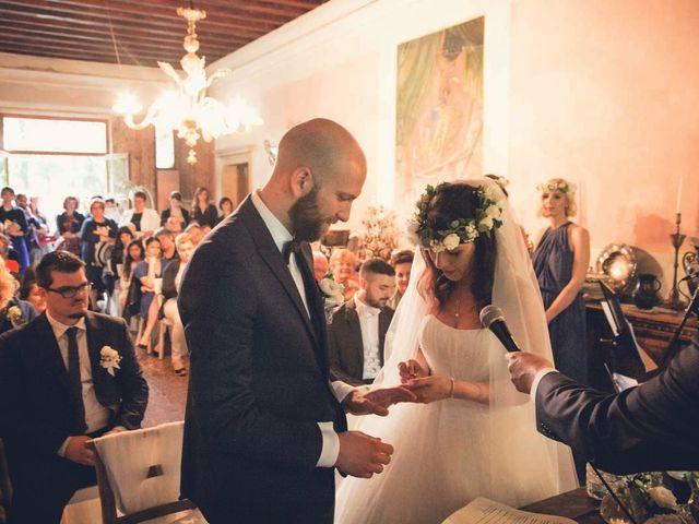 Il matrimonio di Fabio e Silvia a Maserà di Padova, Padova 30