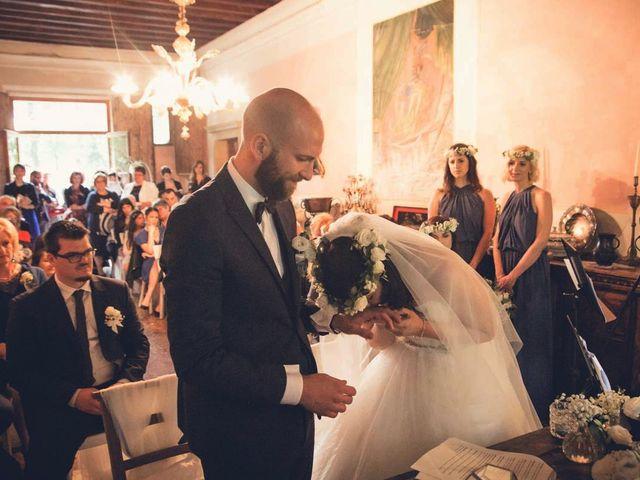 Il matrimonio di Fabio e Silvia a Maserà di Padova, Padova 31