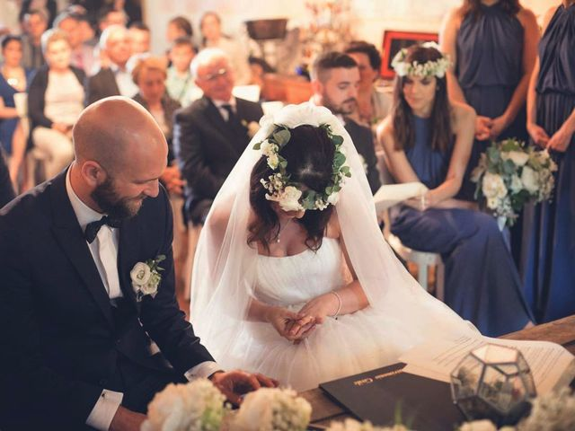 Il matrimonio di Fabio e Silvia a Maserà di Padova, Padova 33