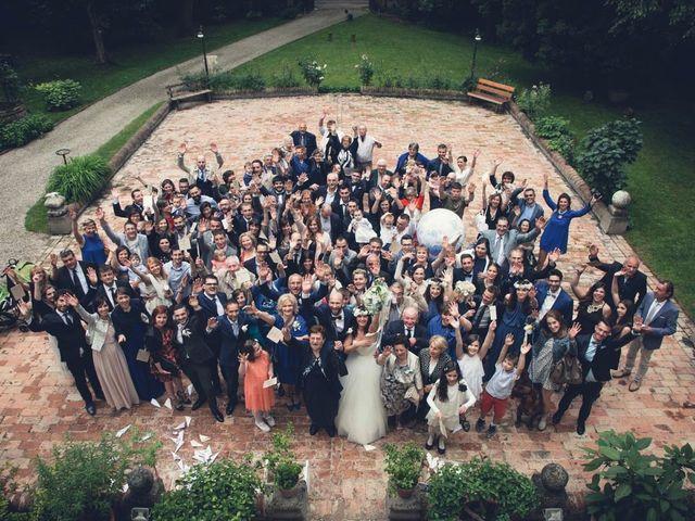 Il matrimonio di Fabio e Silvia a Maserà di Padova, Padova 38