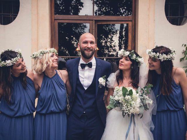 Il matrimonio di Fabio e Silvia a Maserà di Padova, Padova 39