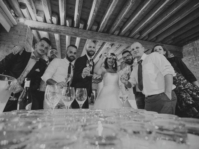 Il matrimonio di Fabio e Silvia a Maserà di Padova, Padova 56