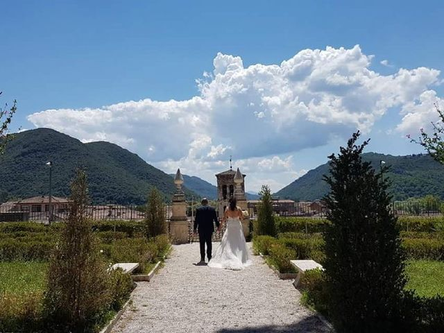 Il matrimonio di Vanessa  e Antonio  a Rieti, Rieti 8