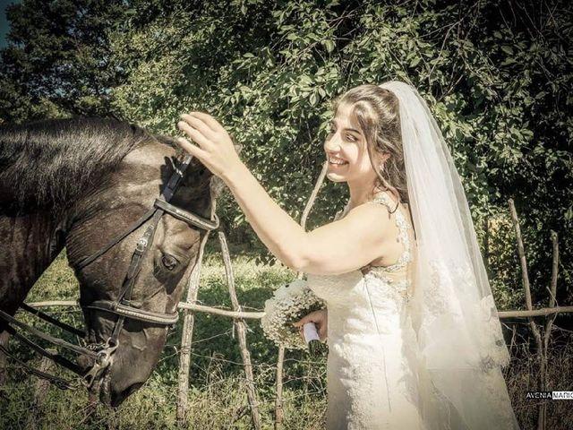 Il matrimonio di Vanessa  e Antonio  a Rieti, Rieti 10
