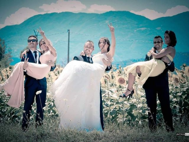 Il matrimonio di Vanessa  e Antonio  a Rieti, Rieti 11