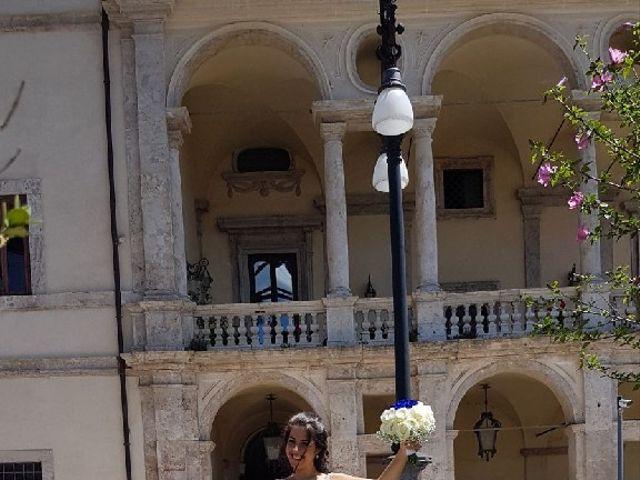 Il matrimonio di Vanessa  e Antonio  a Rieti, Rieti 18