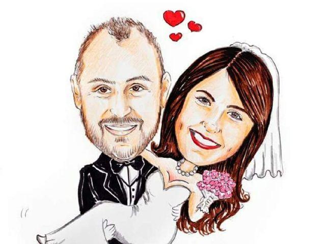 Il matrimonio di Vanessa  e Antonio  a Rieti, Rieti 19