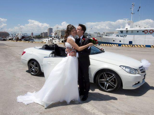Le nozze di Dalila e Mirko