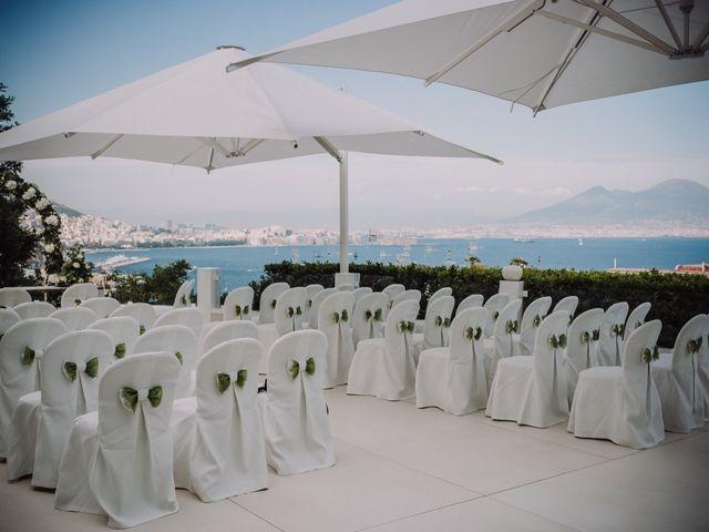 Il matrimonio di Luigi e Viviana a Napoli, Napoli 34