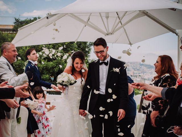Il matrimonio di Luigi e Viviana a Napoli, Napoli 50