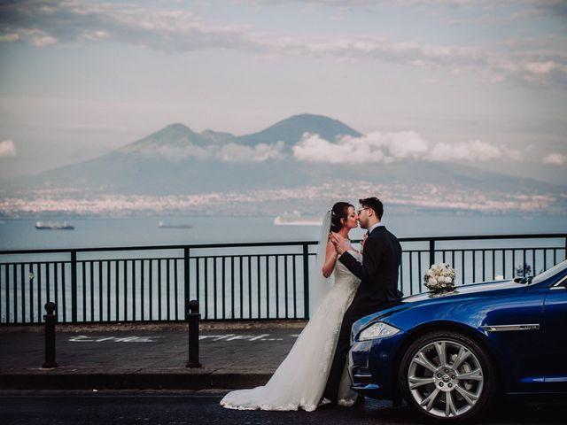 Il matrimonio di Luigi e Viviana a Napoli, Napoli 61