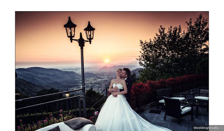Il matrimonio di Riccardo e Michela a Osio Sopra, Bergamo