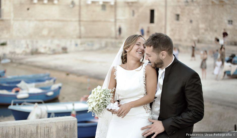 Il matrimonio di Antonio e Annarita a Modugno, Bari