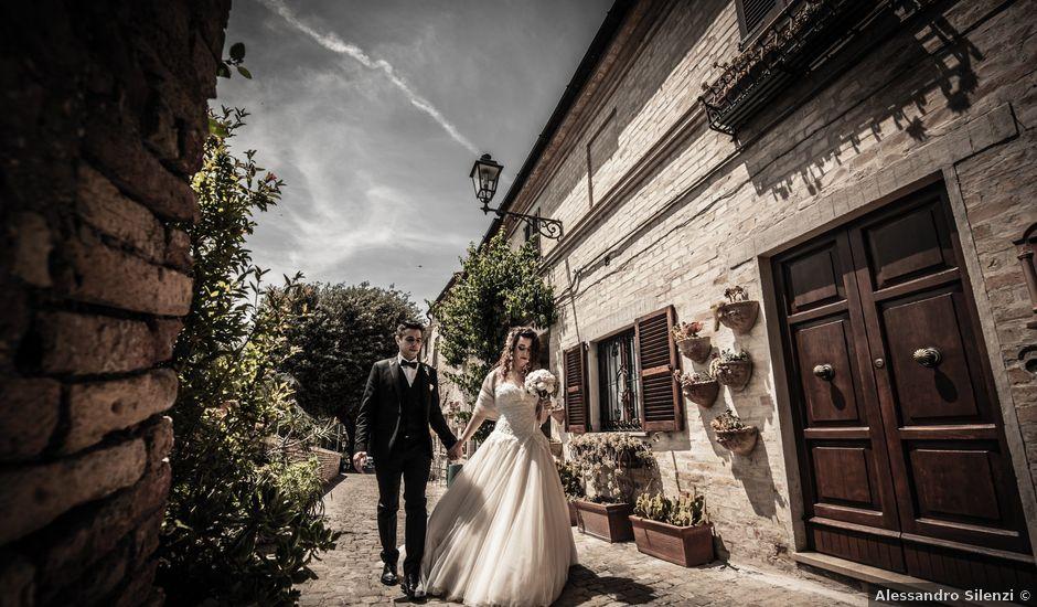 Il matrimonio di Chiara e Andrea a Cupra Marittima, Ascoli Piceno