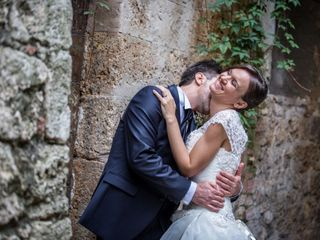 Le nozze di Virginia e Riccardo