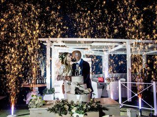Le nozze di Kristel e Vincenzo