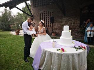 Le nozze di Silvana  e Mattia