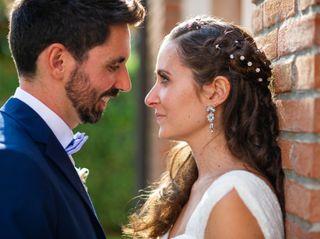 Le nozze di Xavi e Maria