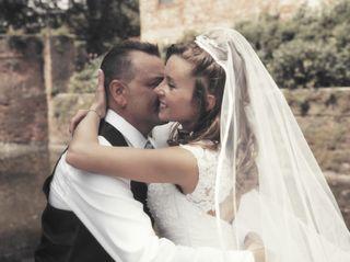 Le nozze di Alan e Elena