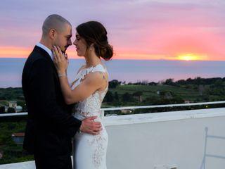 Le nozze di Giuseppe e Milena