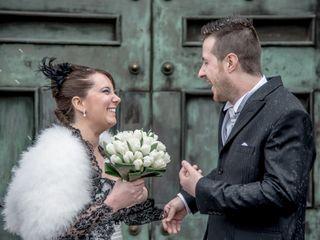 Le nozze di Luca e Elsa