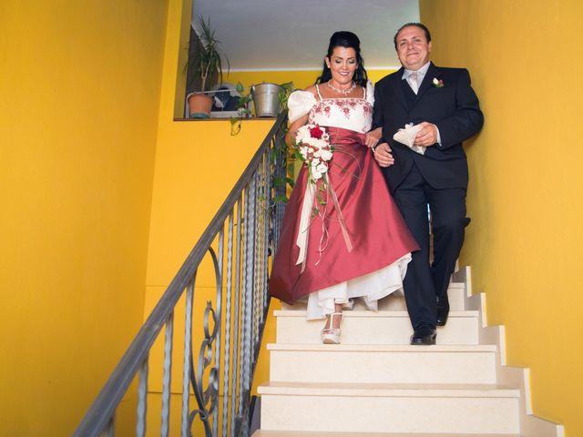 Il matrimonio di Gianluigi e Maria Rita a Quartu Sant'Elena, Cagliari 17