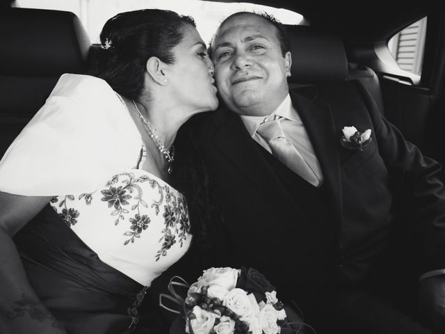 Il matrimonio di Gianluigi e Maria Rita a Quartu Sant'Elena, Cagliari 19