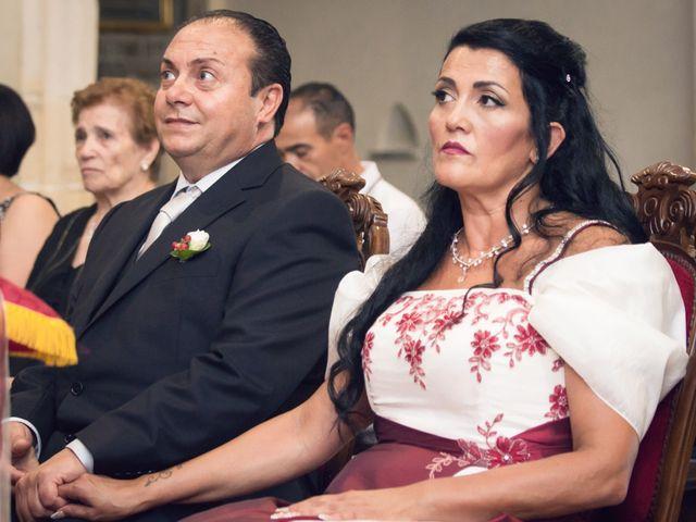 Il matrimonio di Gianluigi e Maria Rita a Quartu Sant'Elena, Cagliari 25
