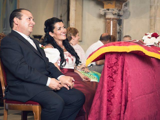 Il matrimonio di Gianluigi e Maria Rita a Quartu Sant'Elena, Cagliari 27