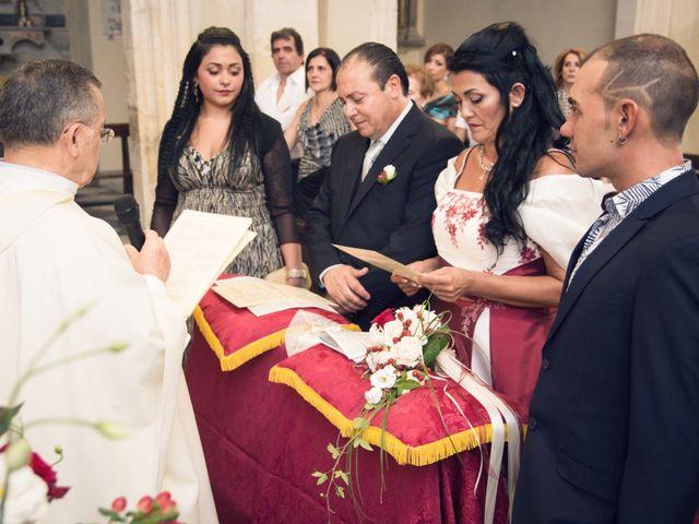 Il matrimonio di Gianluigi e Maria Rita a Quartu Sant'Elena, Cagliari 29