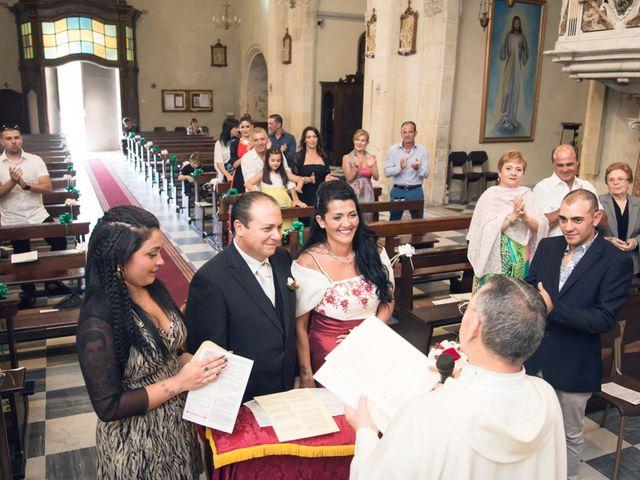 Il matrimonio di Gianluigi e Maria Rita a Quartu Sant'Elena, Cagliari 32