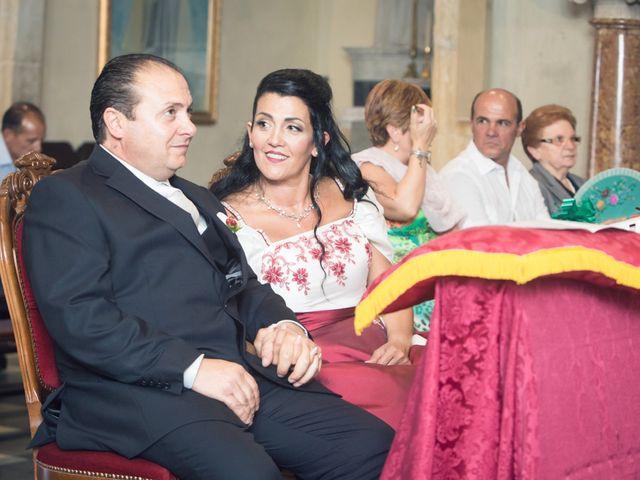 Il matrimonio di Gianluigi e Maria Rita a Quartu Sant'Elena, Cagliari 33